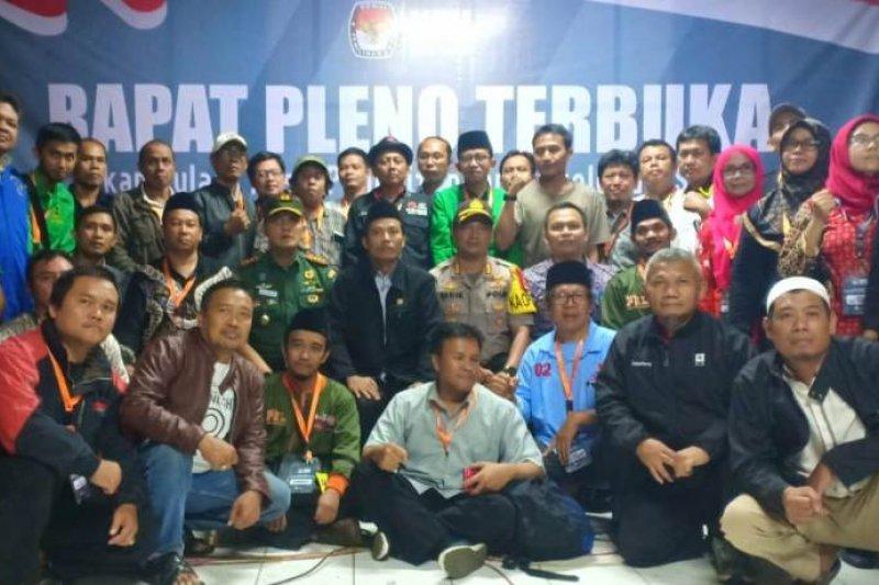 Prabowo-Sandi raih 57 persen, Jokowi-Maruf 43 persen di Depok