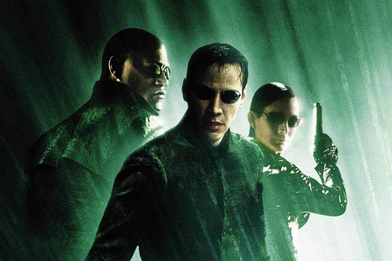 Tahap pengerjaan 'The Matrix 4'