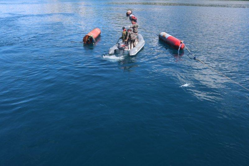 KKP tertibkan empat rumpon ilegal milik nelayan Filipina