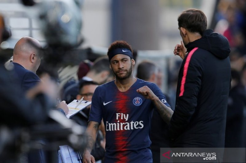 Thomas tegaskan Neymar ingin tinggalkan PSG