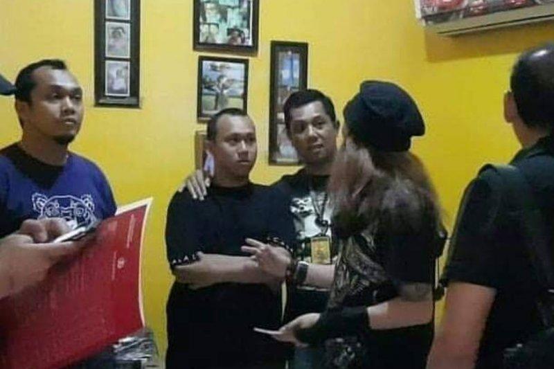 Pengancam penggal kepala Presiden Jokowi diringkus polisi di Bogor