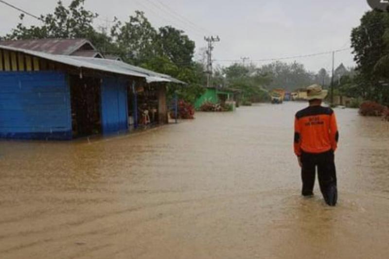 Banjir rendam tiga desa Bulungan