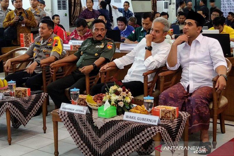 Lega Rekapitulasi Tingkat Provinsi Selesai, Ganjar: Semua Menerima dengan Sikap Kesatria