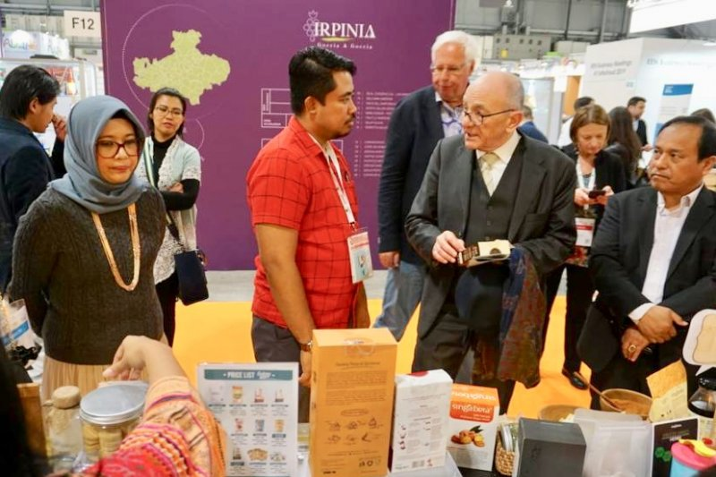 Gelar forum bisnis, KBRI gaet pengusaha Italia tingkatkan perdagangan