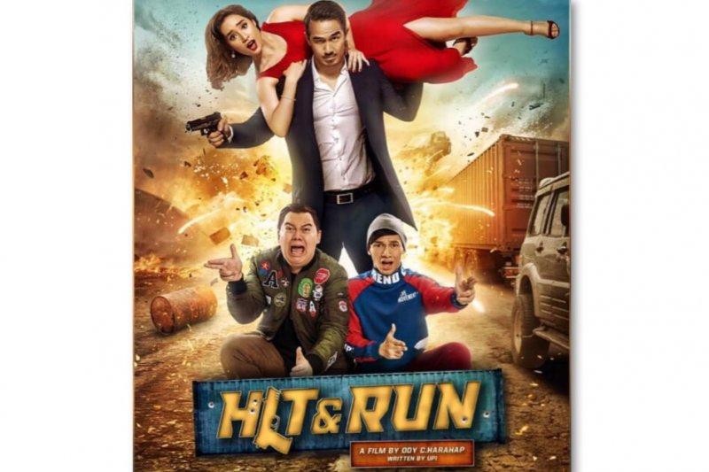 """Film """"Hit & Run"""" didukung sineas terbaik Tanah Air"""