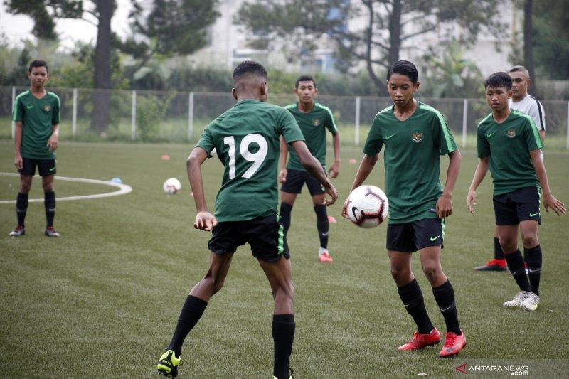 Pelatih Timnas U-16 coret 13 pemain