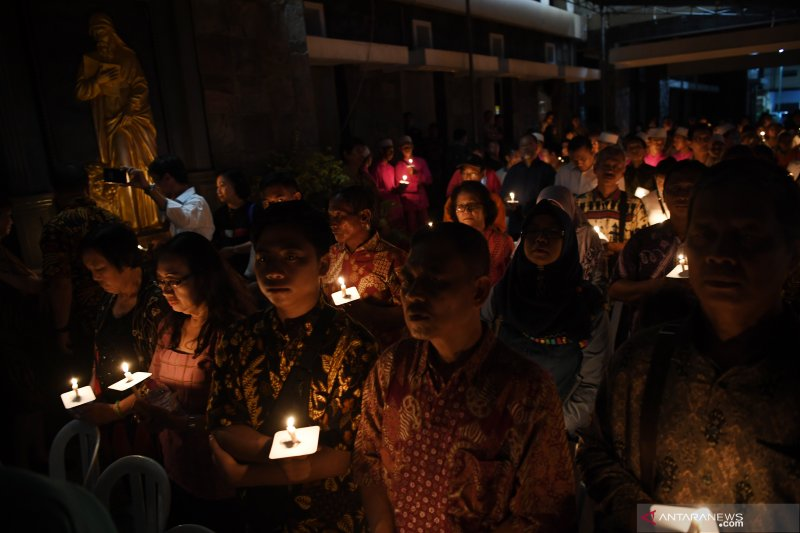 Satu tahun tragedi bom Surabaya