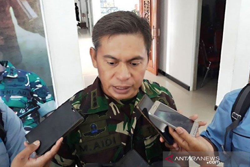 Kontak senjata di Mugi, satu pistol dan ratusan amunisi disita
