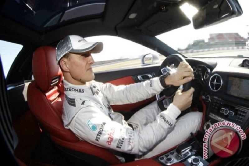 Dokumenter mantan juara dunia Schumacher hadirkan wawancara keluarga dan kompetitor
