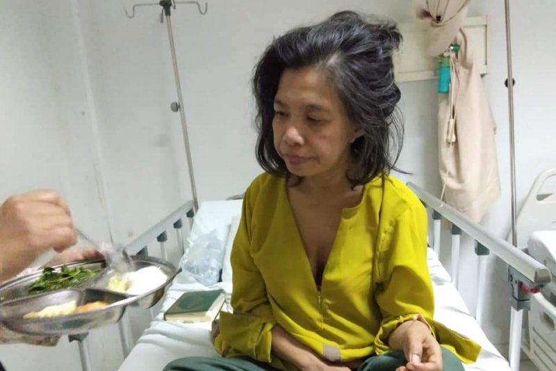 Keluarga TKW yang sakit dirawat di Al Ihsan Bandung masih dicari