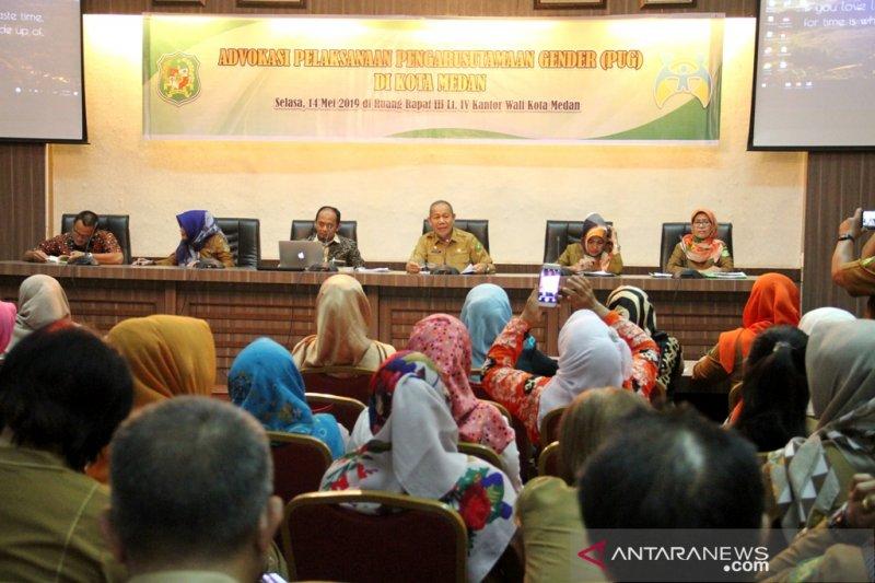Pemko Medan gelar Advokasi Pelaksanaan Pengarusutamaan Gender (PUG)