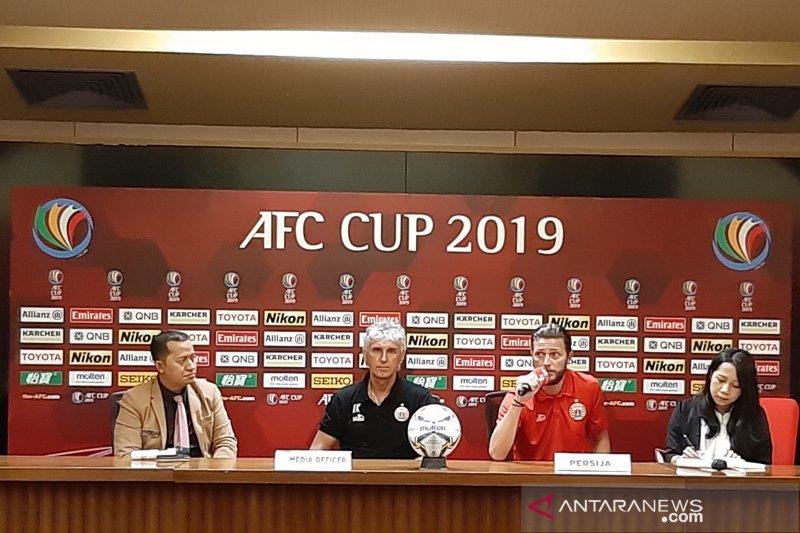 Persija ingin menang di laga terakhir Piala AFC 2019