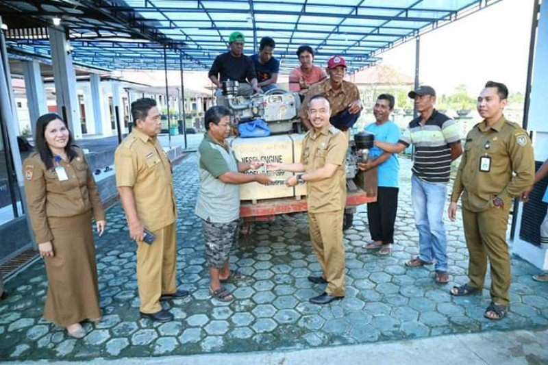 Bantuan nelayan dan pertanian harus ditingkatkan, kata Legislator Seruyan