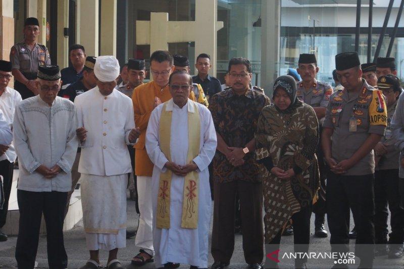 Polisi belum keluarkan izin kegiatan Prabowo-Sandi di Surabaya