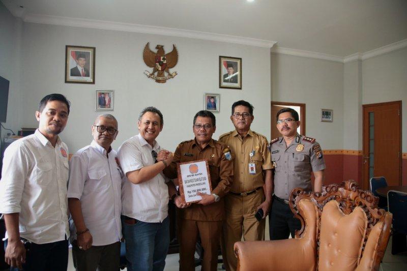 REI Banten bantu korban tsunami Pandeglang