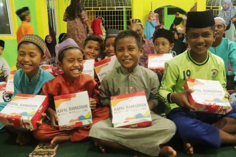 2.000 paket pangan untuk warga Mentawai dari ACT