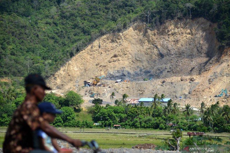 Laju kerusakan hutan Aceh