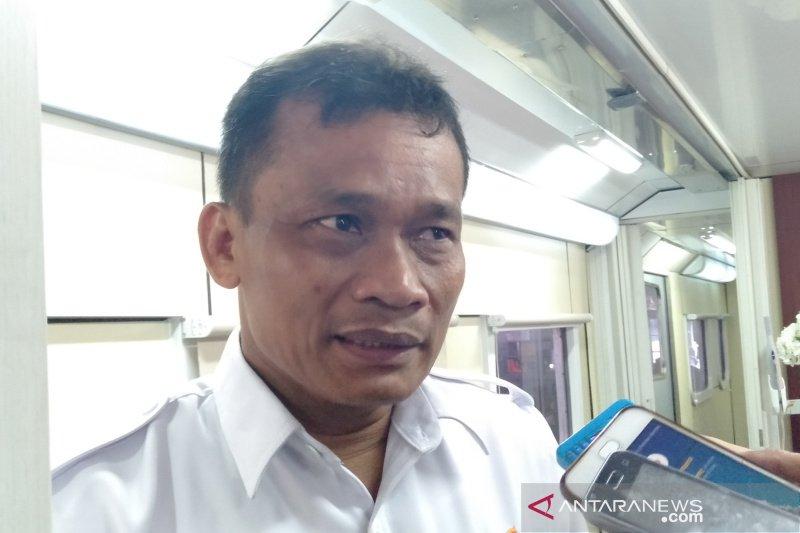 Tiket tambahan melalui KAI Daop Yogyakarta masih tersisa 43 persen