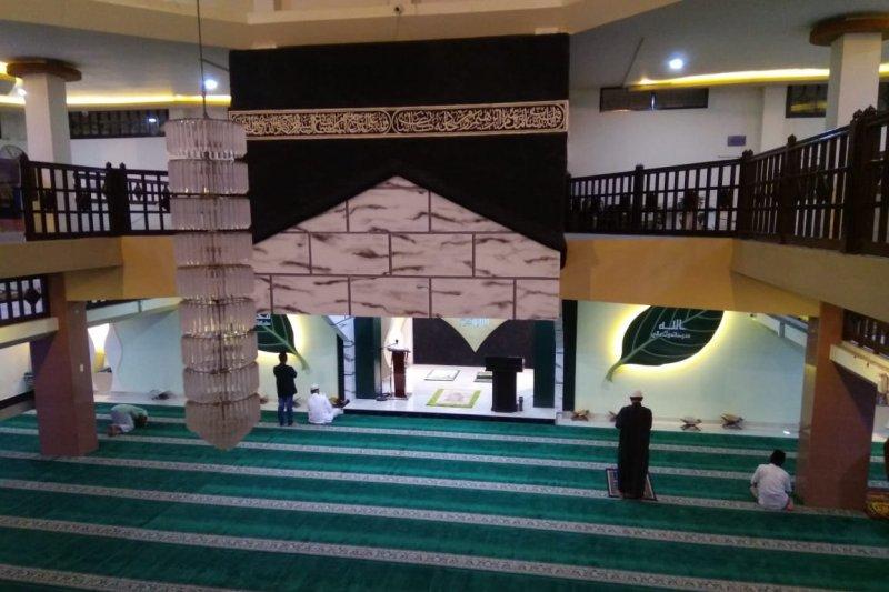 Masjid Syura jadi alternatif itikaf pada Ramadhan