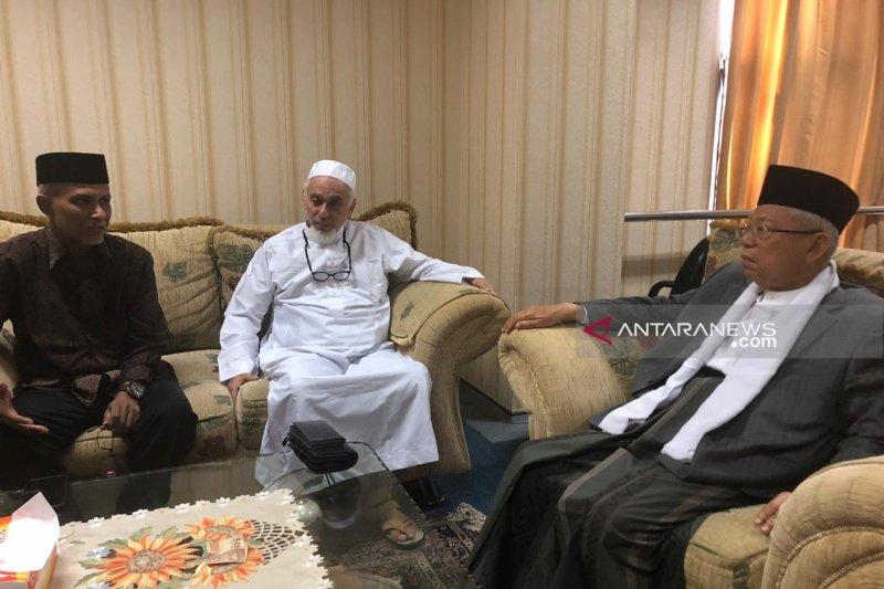 Ma'ruf Amin akan kunjungi Sigi terkait rencana pembangunan Islamic Centre
