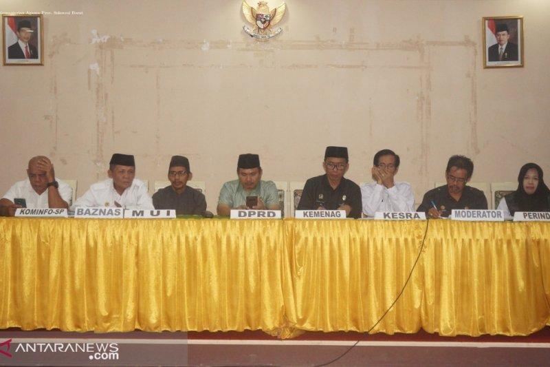 Kabupaten Polewali Mandar tetapkan kadar zakat fitrah