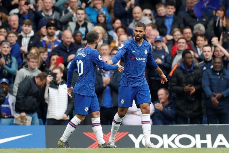 Ruben Loftus-Cheek menginginkan Eden Hazard tetap di Chelsea