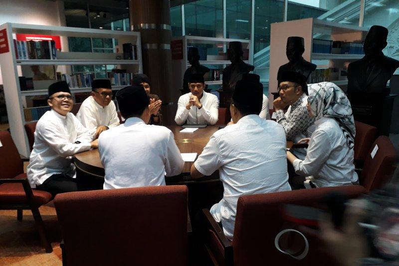 8 kepala daerah berkumpul di Bogor