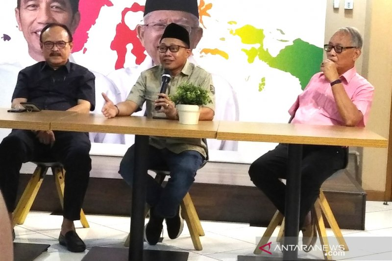 Pemuda Muhammadiyah ingatkan kabinet Jokowi-Ma'ruf lebih solid