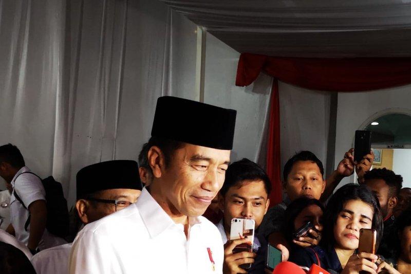 Menu berbuka paling enak menurut Presiden Jokowi di tempat ini