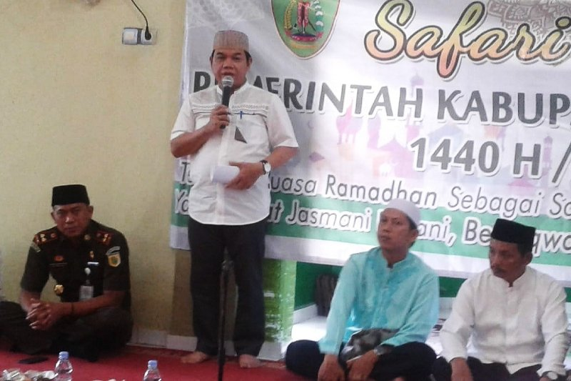 Pemkab Barito Timur tingkatkan pembinaan umat beragama