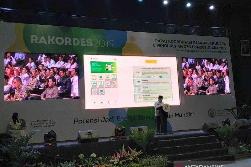 Wakil Gubernur Jawa Barat kukuhkan 2.512 CEO BUMDes