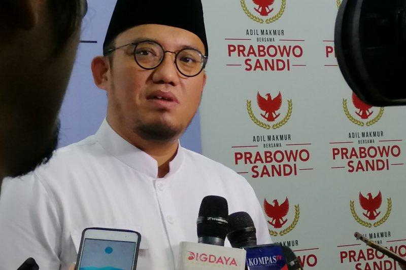 Prabowo-Sandiaga tidak akan mengajukan gugatan pemilu ke MK