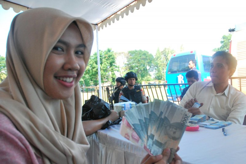 Waspadai uang palsu selama Ramadhan