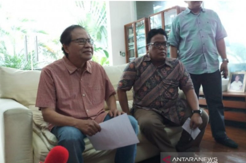 Rizal Ramli tantang debat terbuka data rekapitulasi suara Pilpres
