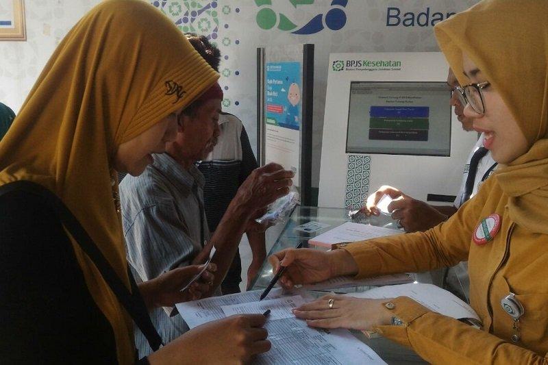 """BPJS Kesehatan Kudus sosialisasikan """"close payment system"""""""