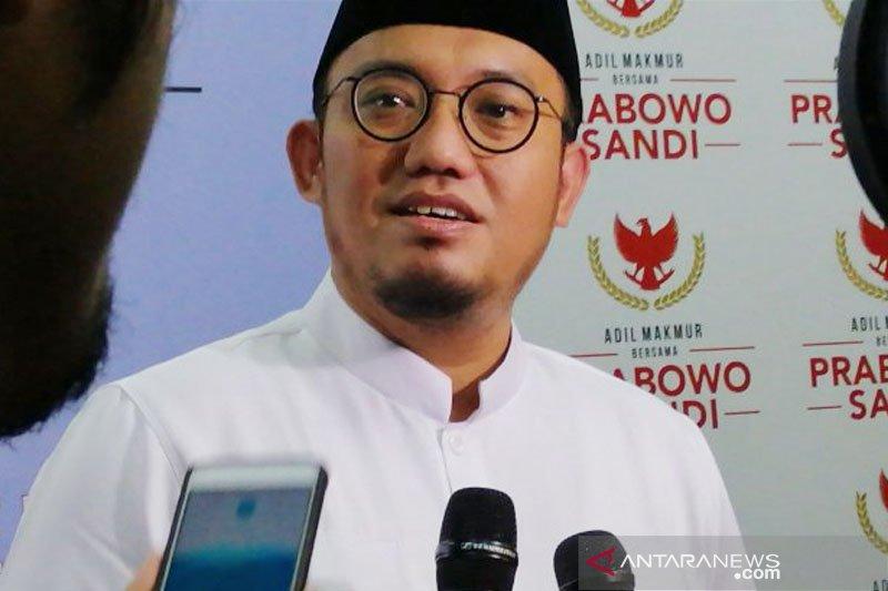 Prabowo sampaikan sikap politiknya di Rakernas Gerindra