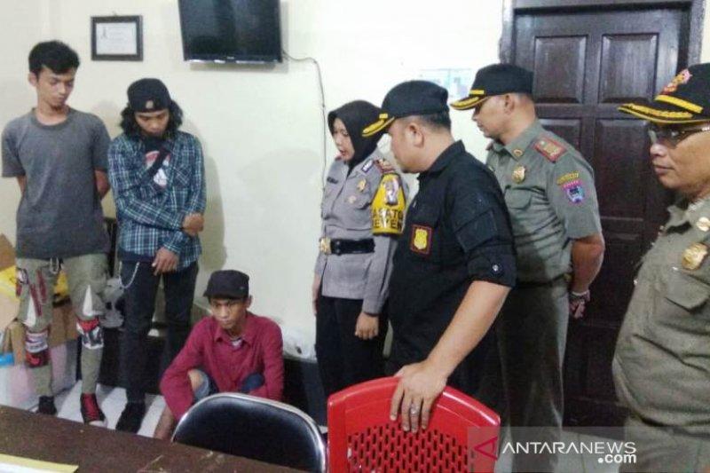 Tim gabungan Payakumbuh amankan tiga orang gelandangan