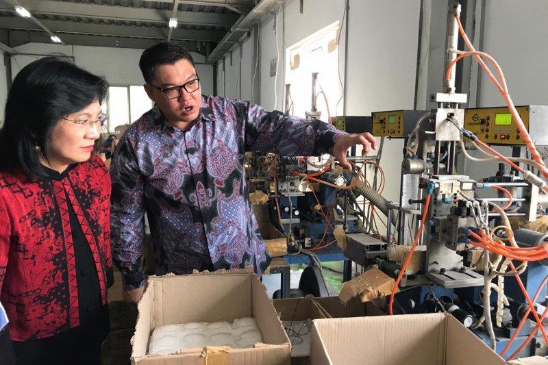 Antisipasi maraknya produk impor, Kemenperin kaji SNI produk kacamata