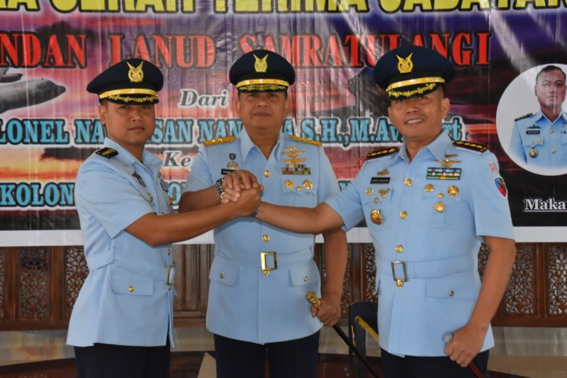 Kolonel Pnb Jhony Sumaryana jabat Danlanudsri