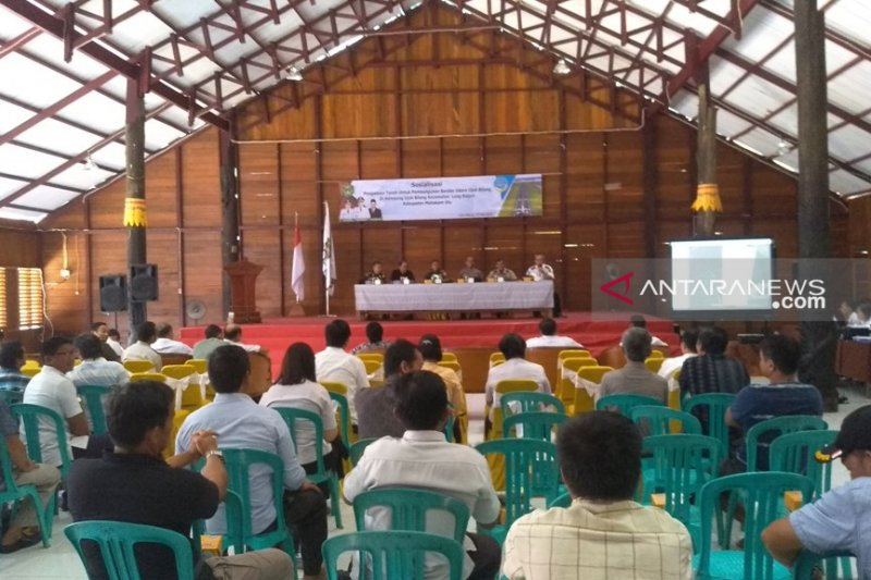 80 persen pemilik lahan dukung pembangunan Bandara di Mahakam Ulu