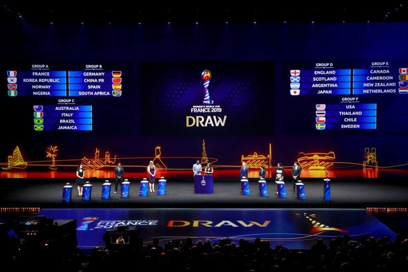 FIFA target  penonton Piala Dunia Putri satu miiar