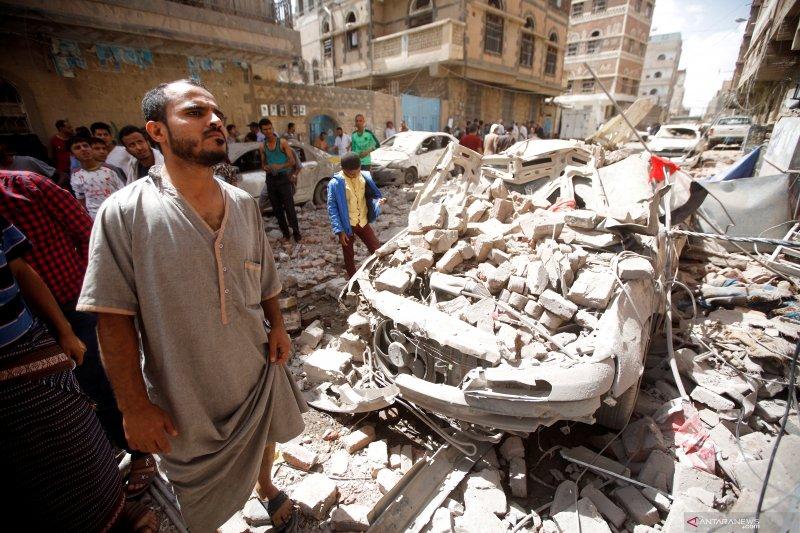 "Koalisi pimpinan Arab Saudi cegat ""drone"" Al-Houthi"