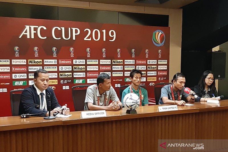 Pelatih nilai pemain asing titik lemah Shan United di Piala AFC 2019