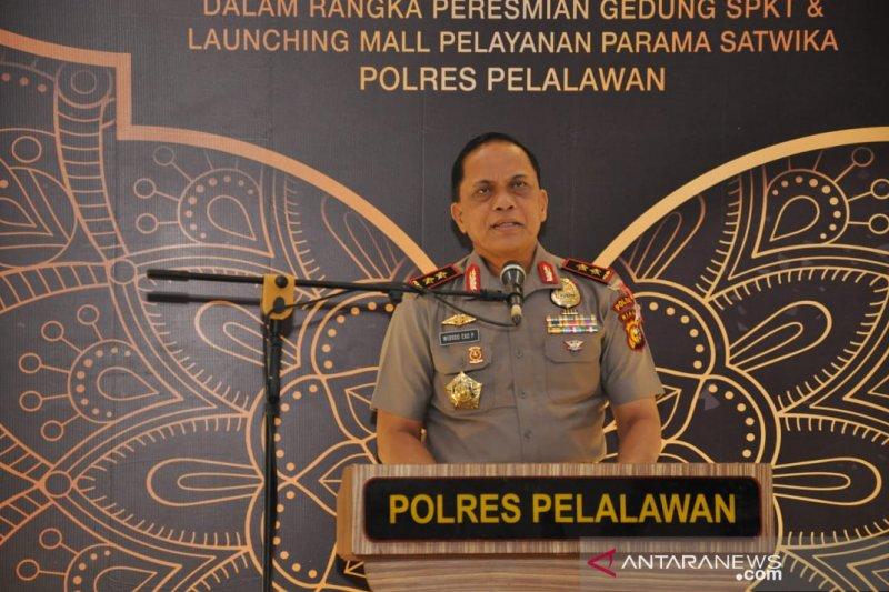 Tingkatkan pelayanan, Polres Pelalawan luncurkan Mal Pelayanan Publik
