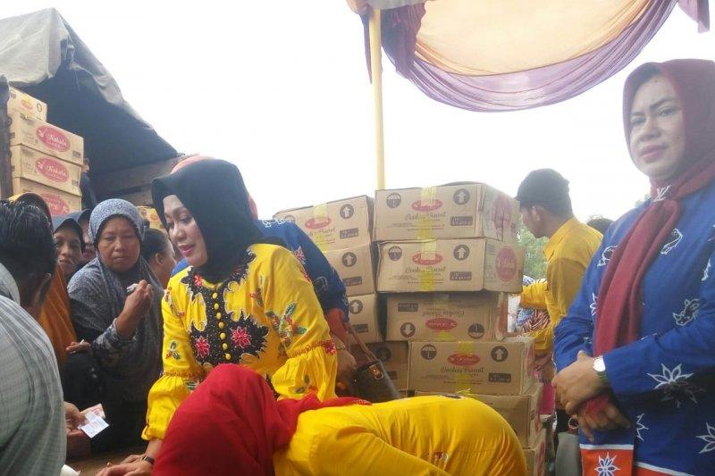 Pasar murah digelar di Lampung Timur