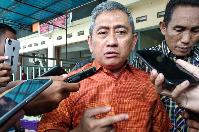 Gubernur Sulbar berkomitmen wujudkan azas transparansi pengelolaan keuangan