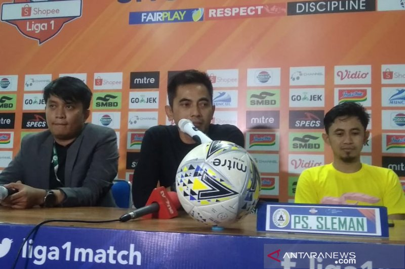Setelah berhasil bekuk Arema FC, PSS Sleman semakin percaya diri di Liga 1