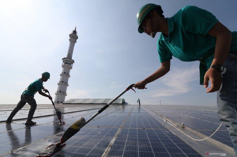 Pengguna listrik surya capai 660 pada awal 2019