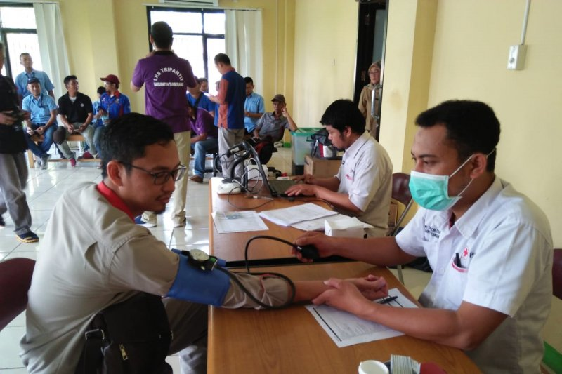 PMI Tangerang miliki 805 kantong darah selama Ramadhan