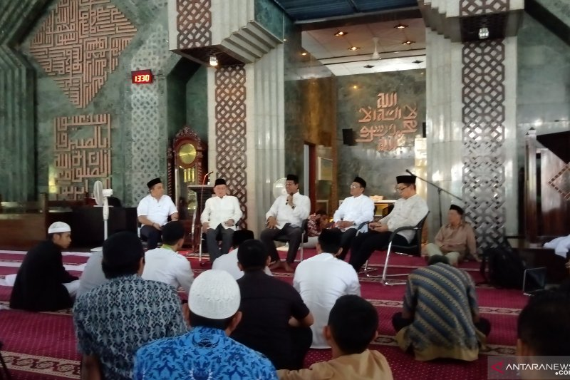 Pakar: Ekonomi syariah solusi pertumbuhan-pemerataan ekonomi Indonesia